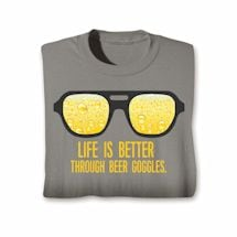 Beer Goggles T-Shirt