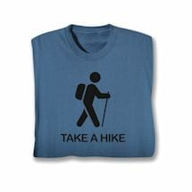 Recreation Hiking T-Shirt