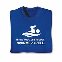 Recreation Swimming T-Shirt