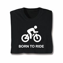 Recreation Biking T-Shirt