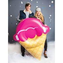 All Season Sports Tube - Giant Ice cream Cone