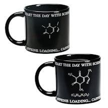 Caffeine Heat Change Mug
