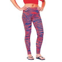 Team Leggings - Blue/Red