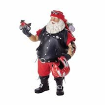 Wild & Free Motorcycle Santa