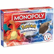 Monopoly® Pokemon Kanto Edition™