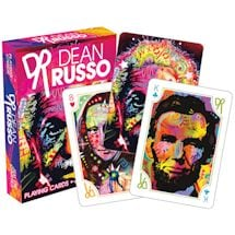 Licensed Playing Cards Dean Russo Pop Culture