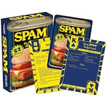 Licensed Playing Cards SPAM Recipes