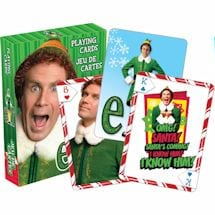 Licensed Playing Cards - Elf