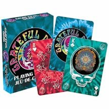 Licensed Playing Cards - Grateful Dead