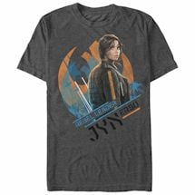 Jyn Star Wars Rogue One Tee