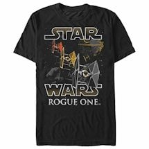 Rogue One Space Flight Tee