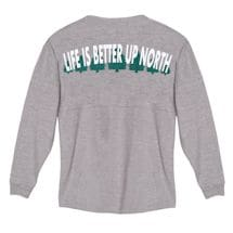 Life Is Better Jersey Long Sleeve - North
