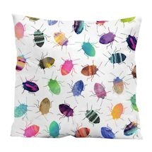 Colorful Critters Pillows - Cockroaches
