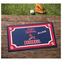 MLB Embossed Door Mat
