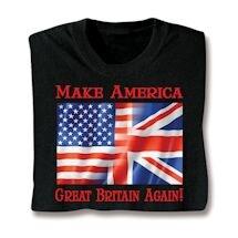 Make America Great Britain Again Tee