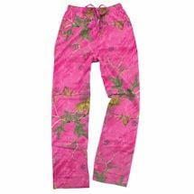 Pink Realtree® Flannel Lounge Pants