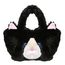 Tuxedo Cat Purse