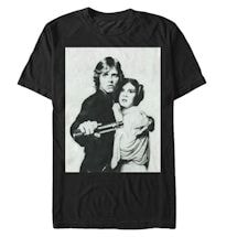 Luke & Princess Leia Star Wars Tee