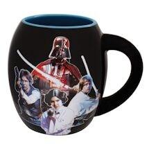 Star Wars Curved Ceramic Mug