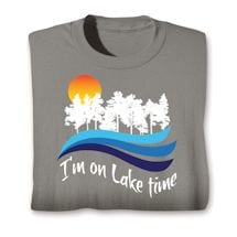 Vacation Time Shirts - Lake