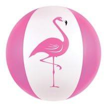 Big Flamingo Beach Ball