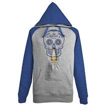 Corona® Skulls Beer Pouch Hoodie