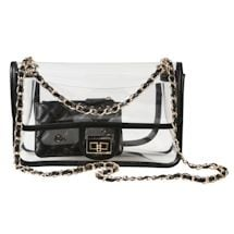 Stadium Approved Clear Handbag