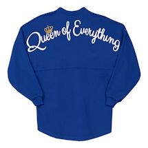 Queen Of Everything Long Sleeve