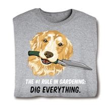Dig Everything Tee
