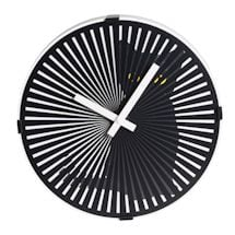 Kinetic Zoetrope Cat Clock