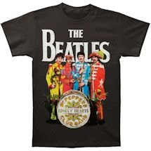 Beatles Sgt. Peppers Tee