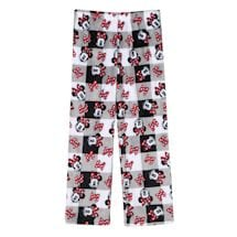Minnie Mouse Plush Lounge Pants