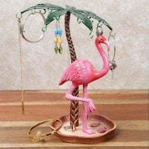 Flamingo Jewelry Holder