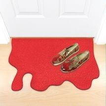 Blood Splatter Doormat