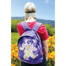 Grateful Dead Dancing Bears Backpack