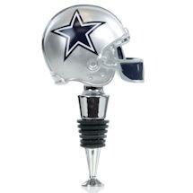 NFL Football Helmet Wine Bottle Stoppers