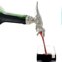 T-Rex Wine Bottle Pourer