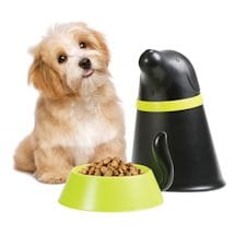 Covered Pet Dishes - Puppy