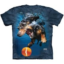 Underwater Dogs Tees - Dachshund