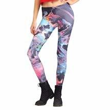 Space Colors Leggings