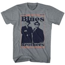 The Blues Brothers T-Shirts