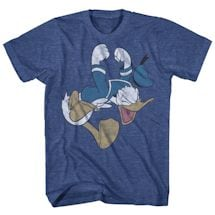 Angry Donald Duck Tee