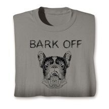 Bark Off Shirts