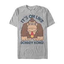 Super Mario Shirts - Donkey Kong