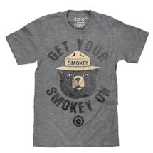 Get Your Smokey On T-Shirts