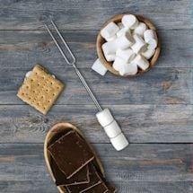 Toasty Marshmallow Roasting Skewers
