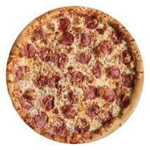 Plush Pizza Blanket