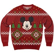 Mickey Mouse Ugly Christmas Sweater
