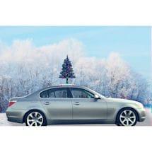 Light Up Christmas Car Tree