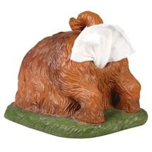 Funny Dog Butt Tissue Holder & Dispenser